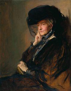 Lady Wantage Philip Alexius de László