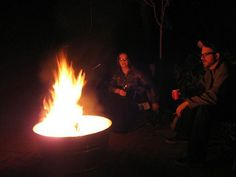 list: outdoor party ideas for cold weather.
