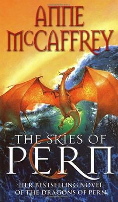 Anne McCaffrey | The Skies of Pern (2011) | Ninth Pass | Now that Pern can look forward to a future without the threat of Threadfall, the people are free to leave their protective stone holds and spread across more of the planet, as well as improve their lives with the newly discovered ancient technology. Not everyone is happy, though, and some resist the change. The dragonriders are uncertain: without Thread, what will their purpose be in Pernese society?
