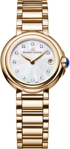 581774437737 Maurice Lacroix Watch Fiaba Ladies The Maurice Lacroix watches Fiaba is the  perfect timepiece to complement a vivacious personality and a passion for  life