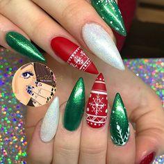 Christmas nails @KortenStEiN