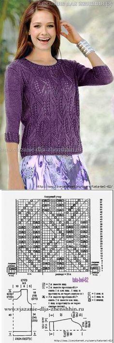 Holes 3/4 Sleeve Sweater... ♥ Deniz ♥