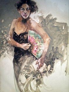 ~ Carla O'Connor: Pink Fan