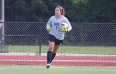 The first weekend of October was a busy and challenging one for Daniella Ford and her Farmingdale State teammates as the Rams faced off against two nationally ranked opponents. College Soccer, Ford, Running, Keep Running, Why I Run