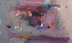 """nudewave: """" Helen Frankenthaler, Grey Fireworks, 2000 """""""
