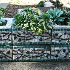 Image result for plant stand ideas outside