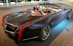 Cadillac Ciel concept by scott597, via Flickr