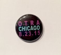 One Direction OTRA Tour Pin Button Badge made just for YOUR show/city! @tourpendants