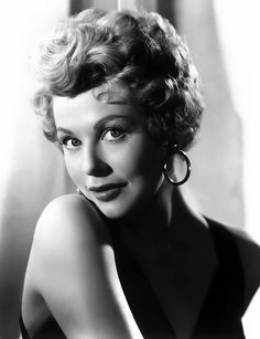 Arlene Dahl - (1925-  ) MGM contract player mostly in the 1950's.  Mother of actor Lorenzo Lamas.