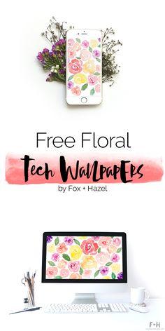 Free February Tech Wallpaper