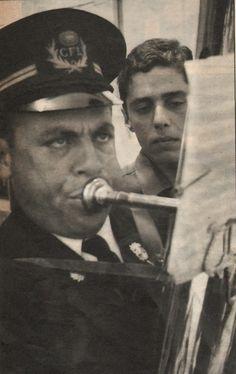 Visita de Chico Buarque a Lisboa, em 1967.