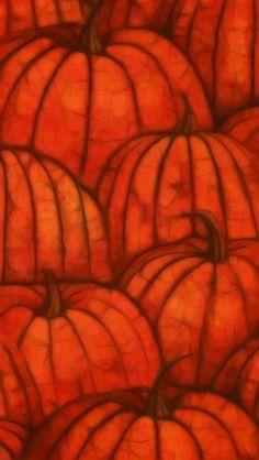 October -- iPhone Wallpaper