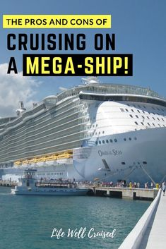 Does it seem like cruising is all about the Mega-Ships these days? Learn about the pros and cons, and what are the very best cruise alternatives to the Mega-Ship! Packing List For Cruise, Cruise Tips, Cruise Travel, Cruise Vacation, Vacations, Cruise Excursions, Cruise Destinations, Travel Around The World, Around The Worlds