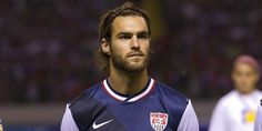 Graham Zusi - GO TEAM USA (I admit it. I have World Cup Fever like everyone else. Or is it Zusi fever? ;)