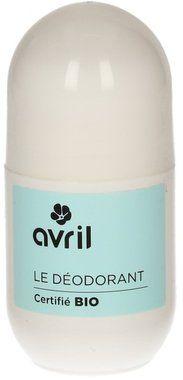 Avril Déodorant à Bille Bio pour Femmes, 50 ml | Ecco Verde