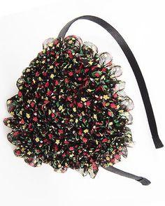 Shopchameleon - Floral Print Cute Headbands, $7.49 (http://www.shopchameleon.com/cute-headbands-floral-print.html)