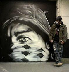 Foto: • ARTIST . TRANS ONE • ◦ Untitled ◦streetart