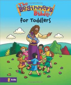 The Beginner's Bible for Toddlers (Beginner's Bible, The) by Mission City Press  Inc.,http://www.amazon.com/dp/0310714087/ref=cm_sw_r_pi_dp_JIvjsb055350KMQX