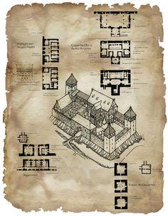 mappa+casa+del+re+degli+elfi.jpg (1236×1600)