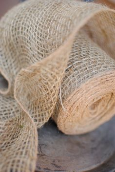 Burlap/Jute ribbon wide weave by PaperPrincessStudios on Etsy #patternpod #beautifulcolor #inspiredbycolor