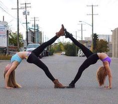 Cool Two Person Stunt Ideas #Health #Fitness #Trusper #Tip