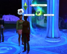 Familiar Interactions Mod The Realm of Magic game pack gave us Familiars, but we can't really interact with them. This mod changes that! With Familiar Interactions, you can request random magic tips. Los Sims 4 Mods, Sims 4 Game Mods, Sims 4 Cheats, Sims 4 Anime, Sims 4 Traits, Sims 4 Gameplay, Sims 4 Cc Packs, Play Sims, Sims 4 Cc Finds