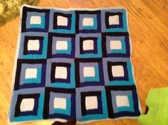 Just finished this blanket