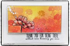'Mir'acle Art Inspirations: Hot colors Flowers from Impression Obsession Derwent Pencils, Craft Shed, Cosmos Flowers, Arts And Crafts, Paper Crafts, Impression Obsession, Fantasy Castle, Distress Ink, Summer Crafts