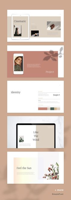 Glory Presentation PowerPoint Template - Powerpoint Templates - Ideas of Powerpoint Templates - Glory Presentation PowerPoint Template Design Presentation, Portfolio Presentation, Project Presentation, Portfolio Layout, Portfolio Design, Template Portfolio, Branding Portfolio, Web Design, Layout Design