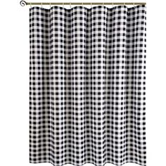 Boho Bathroom, Bathroom Curtains, Fabric Shower Curtains, Black And Grey, Texture, Prints, Surface Finish, Bathroom Window Curtains, Pattern