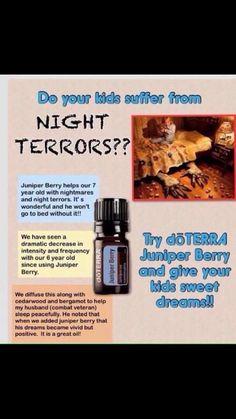 Night terrors!