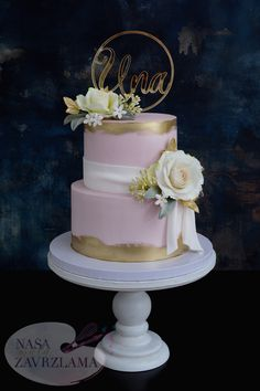Cupcakes, Cake Cookies, Beautiful Cakes, Amazing Cakes, Make Your Own Wedding Cakes, Rodjendanske Torte, Shabby Chic Cakes, 21st Birthday Cakes, Caking It Up