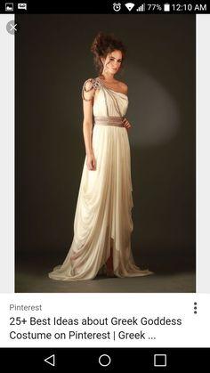 758a0a6a8e4ae Clothing inspiration | @viokid Artemis Costume, Athena Costume, Aphrodite,  Athena Goddess,