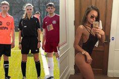 RS Notícias: Árbitra russa faz sucesso nas redes sociais com fo...