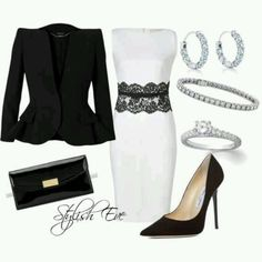 Love this!  Reminds me of something Olivia Pope would wear!