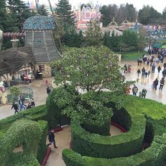 A rainy day at #disneylandparis is still a great day!