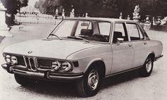 BMW 2500 et 2800