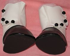 June 2011 – Making Doll boots
