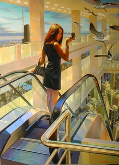 Contemporary Artists - Stanislav Plutenko Russian Painter ~ Blog of an Art Admirer