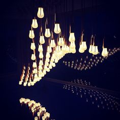 """#designmuseum #london""  See the new Plumen 002 featured in Light Wave at - http:www.plumen.com"