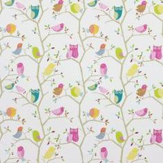 Harlequin What A Hoot Fabric Collection 3224