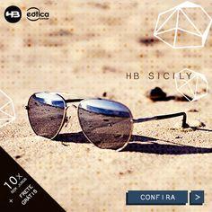 Óculos de sol HB Sicily  hb  sicily  sunglass  oculosdesol  oculos  fashion 2008461f99