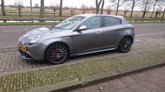 "Alfa Romeo Giulietta 1750 TBI ""Alfa for Maserati"" Alfa Romeo, Maserati, Wheels, Bmw, Vehicles, Car, Vehicle, Tools"