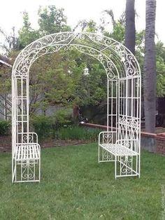 Resultado de imagen para iron metal furniture rooms ideas