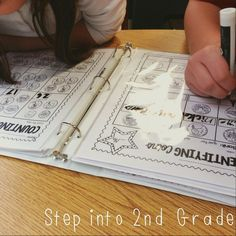 Step into 2nd Grade with Mrs. Lemons: A Day in Math | CLOVER ENTERPRISES ''THE ENTERTAINMENT OF CHOICE'' | Scoop.it