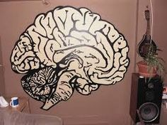 Image result for brain drawing tumblr