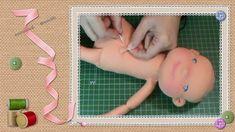 Tutorial muñeca waldorf (7-14): Puntadas finales / Waldorf doll tutorial...