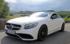Mercedes-Benz S550 Coupe and S63 AMG Coupe - LGMSports.com