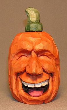 Laughing Pumpkin