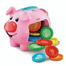 This is one of my favorite therapy tools. Children jump right in and start playing with it. The coins can be CVCV (puppy, ducky) or CVC (dog, duck). Other targets can be: in, out, open, more.